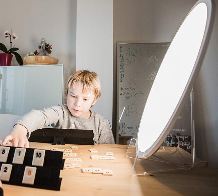 Técnicas de estudio: mejor luz mejor aprendizaje