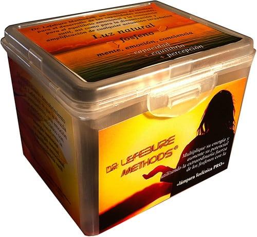 Lámpara fosfénica PRO fosfenos de gran calidad